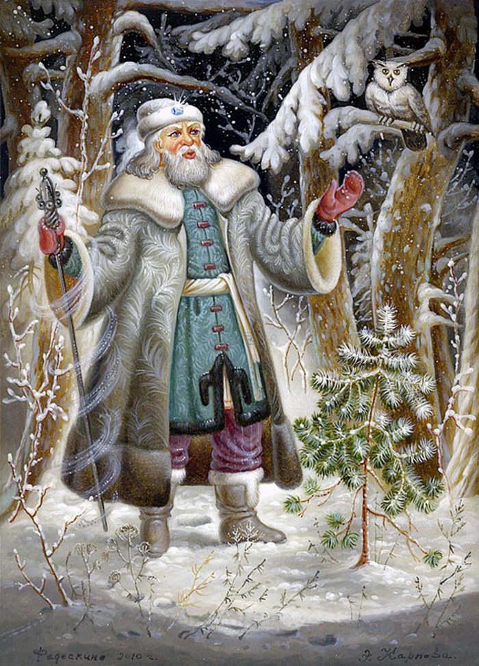 идеальное место картинки дед мороз зимняя сказка задача открыть